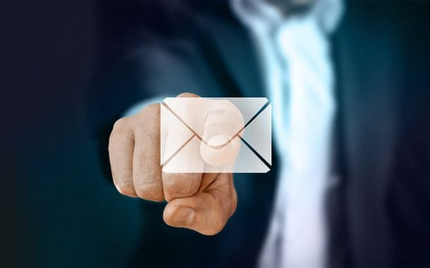 mail businessman